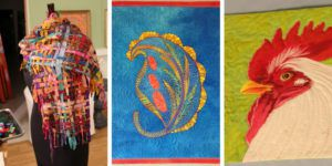 Projects from Quilting Arts TV episode 1804