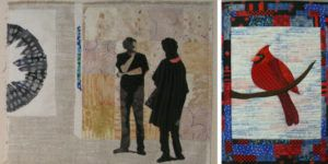 Projects featured in Quilting Arts TV 1910
