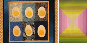 A look at the two projects featured in episode 2010 of Quilting Arts TV