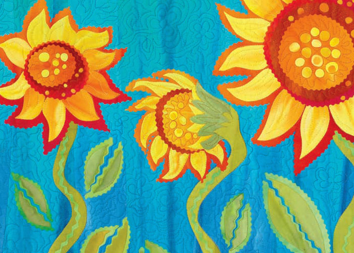 Tips for Successful Free-Motion Machine Quilting