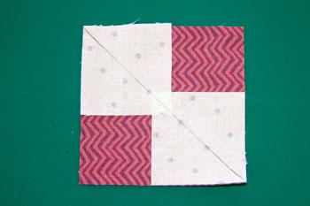 3 QM Bitty Blocks: Flying Geese Pinwheels