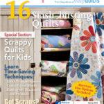 Scrap Quilts Summer 2012