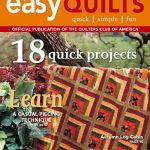 Easy Quilts Fall 2009