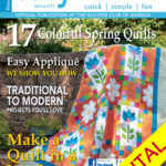 Easy Quilts Spring 2013