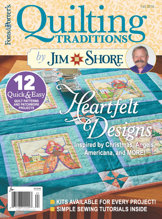 Quilting Traditions Fall 2016