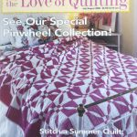 Love of Quilting July/August 2000