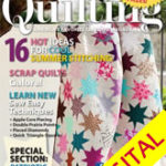 Love of Quilting July/August 2012