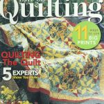 Love of Quilting March/April 2005