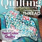 Love of Quilting July/August 2008