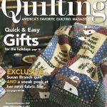 Love of Quilting November/December 2007