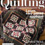 Love of Quilting November/December 2008