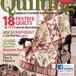 Love of Quilting November/December 2011