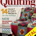 Love of Quilting November/December 2013