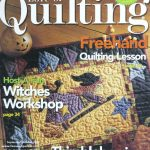 Love of Quilting September/October 2005