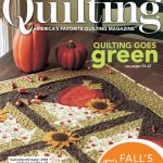 Love of Quilting September/October 2008
