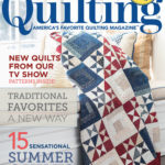 Love of Quilting May/June 2014
