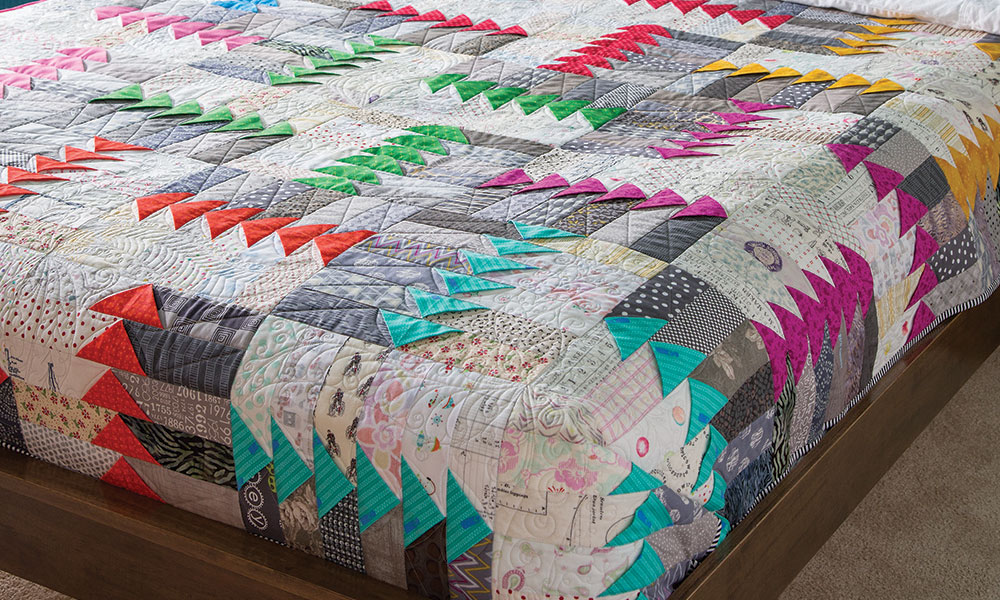 Standard Quilt Sizes: Twin, Full, Queen, King and More   Quilting