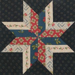 Lemoyne Star Variation