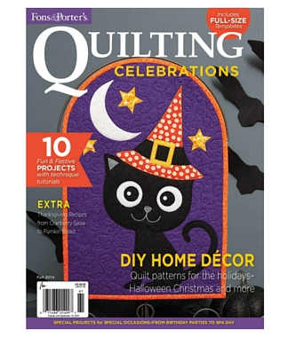 Quilting Celebrations Fall 2016