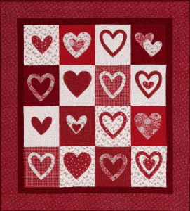 Applique quilting made easy for quilters of all levels