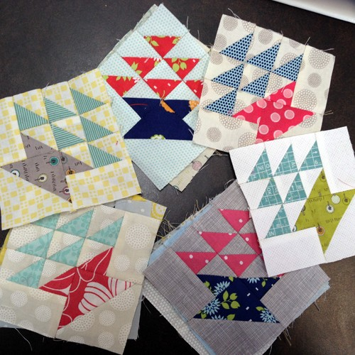 baskets1 e1422632444174 The Bitty Blocks of 2015: Free Quilt Block Patterns