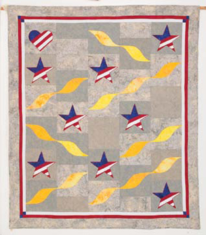 Coming Home free quilt pattern