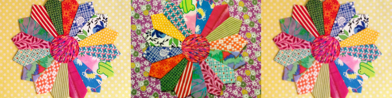 Learn how to make a Dresden Plate quilt in this informative tutorial and free templates from The Quilting Company!