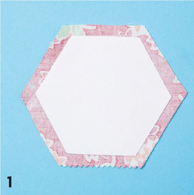 english paper piecing 01 English Paper Piecing Tutorial