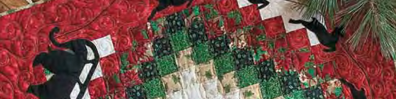 3 Free Christmas Quilt Patterns Download Quilting Daily