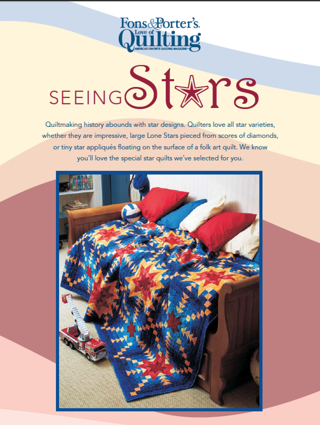 Free Star Quilting Patterns