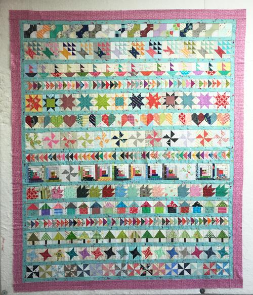 fullshot1 The Bitty Blocks of 2015: Free Quilt Block Patterns