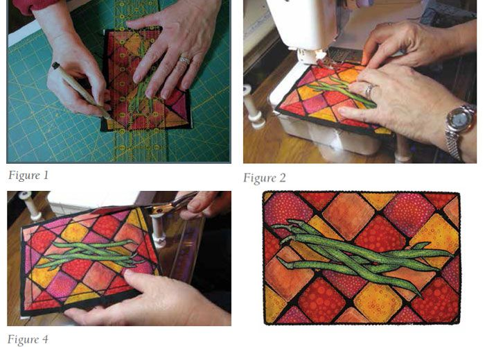 Give a looser, creative feel to your quilt edges without them looking sloppy or unfinished. Learn how with this free tutorial.