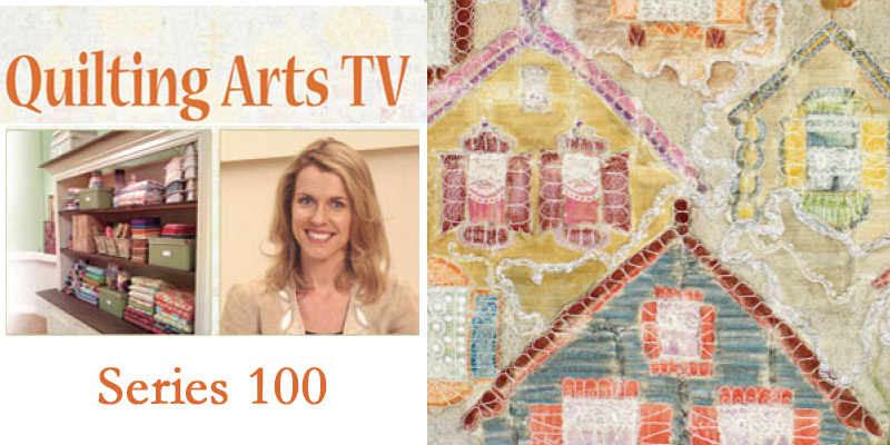 Quilting Arts Tv Series 100 Quilting Daily