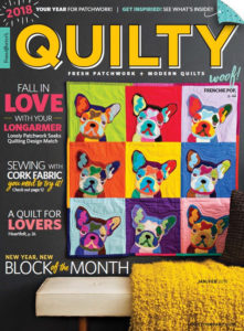 Quilty January/February 2018
