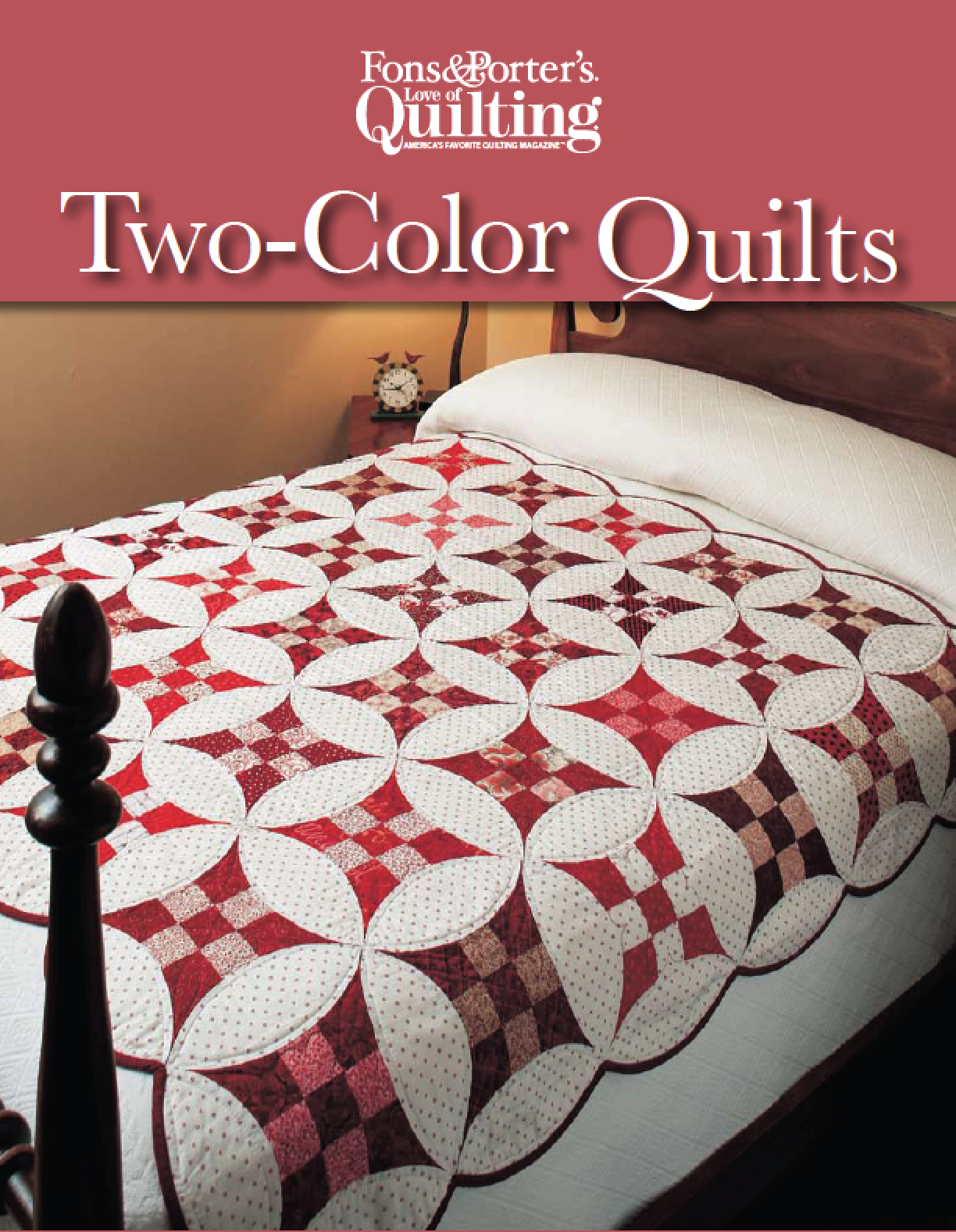 Two Color Quilts eBook