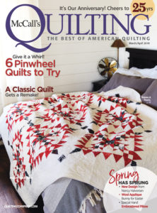 McCall's Quilting March/April 2018 Magazine