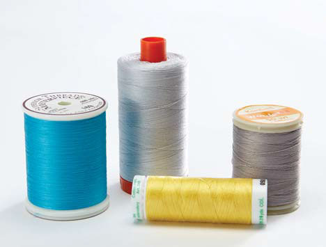 With so many options if can be difficult to find the best thread for quilting.