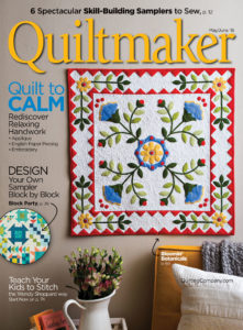 Quiltmaker May June 2018 Quilting Daily