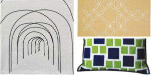 Three projects by Debbie Grifka which showcase her personal styler