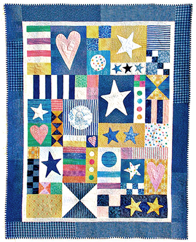 I Love This Quilt Two Cute Baby Quilt Pt 1 Quilting Daily