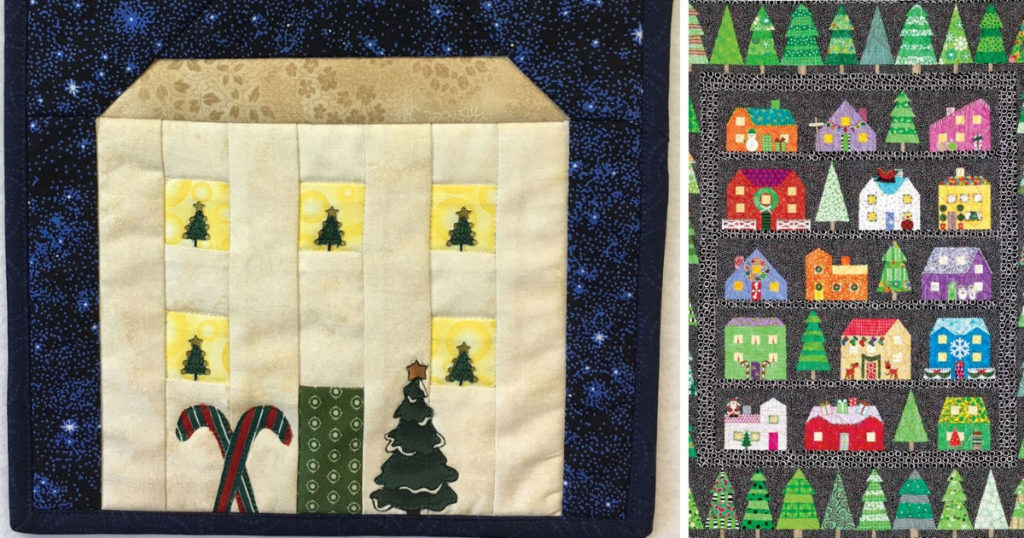 New Pieced and Applique Quilted Flag Pattern FREEDOM 3 Projects