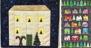 Free Christmas Quilt Block