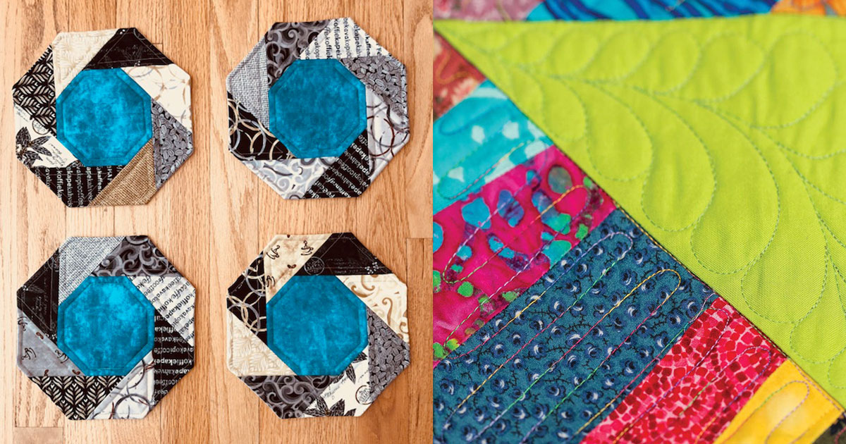 Jelly Roll Challenge Part 1 Quilting Daily