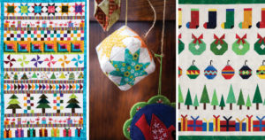 row quilts