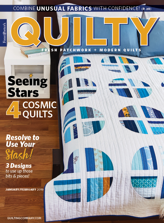 Quilty January/February 2019