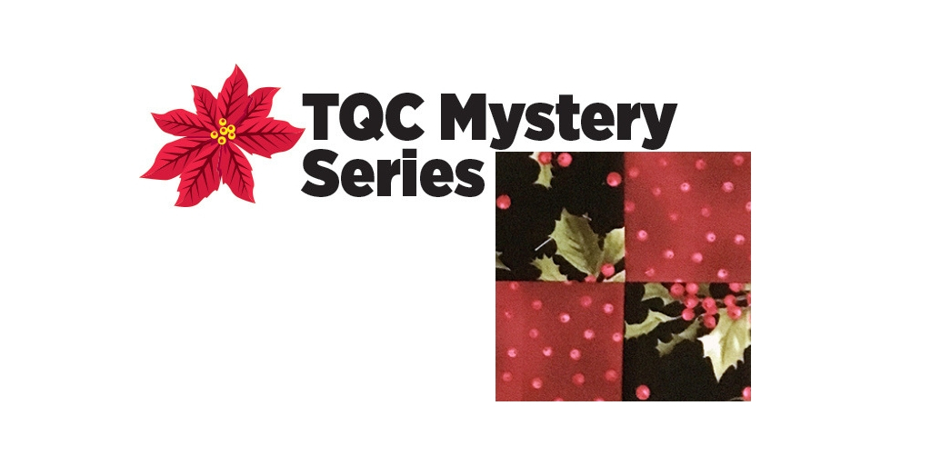mystery holiday quilt clue 5