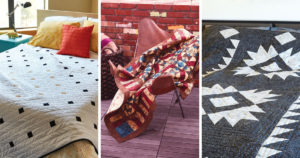 A few manly quilts for the fella in your life