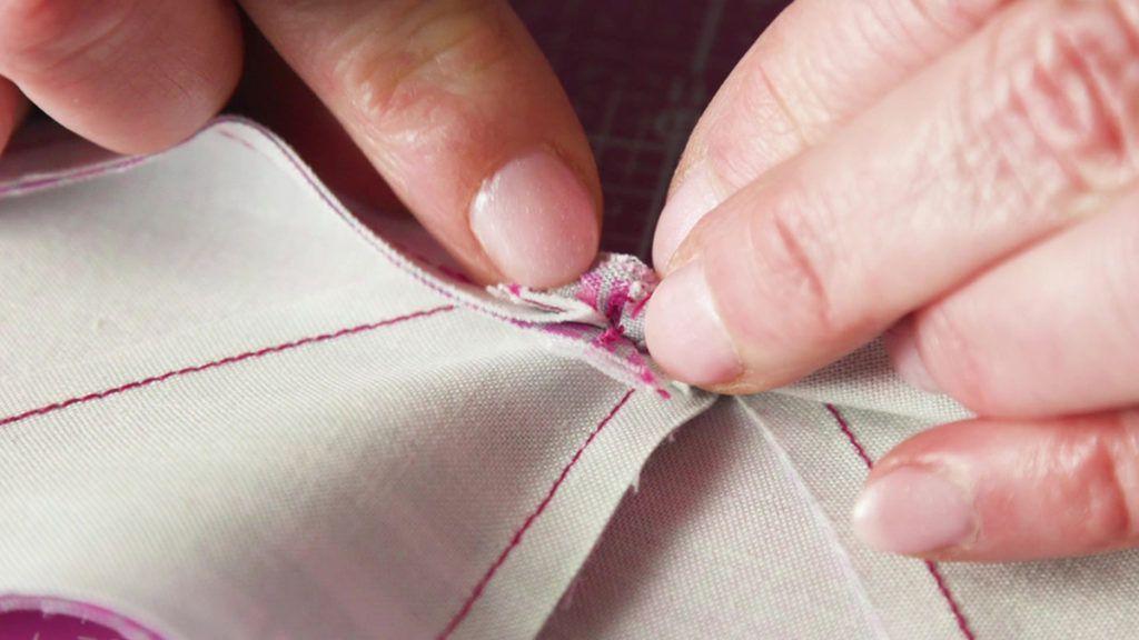 Sew Easy: Managing Bulky Seams