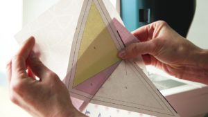 Sew Easy: Paper Foundation Piecing