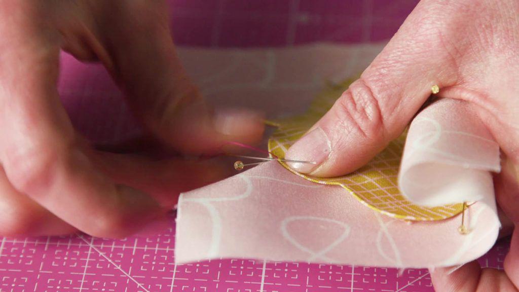 Sew Easy: Turned Edge Appliqué